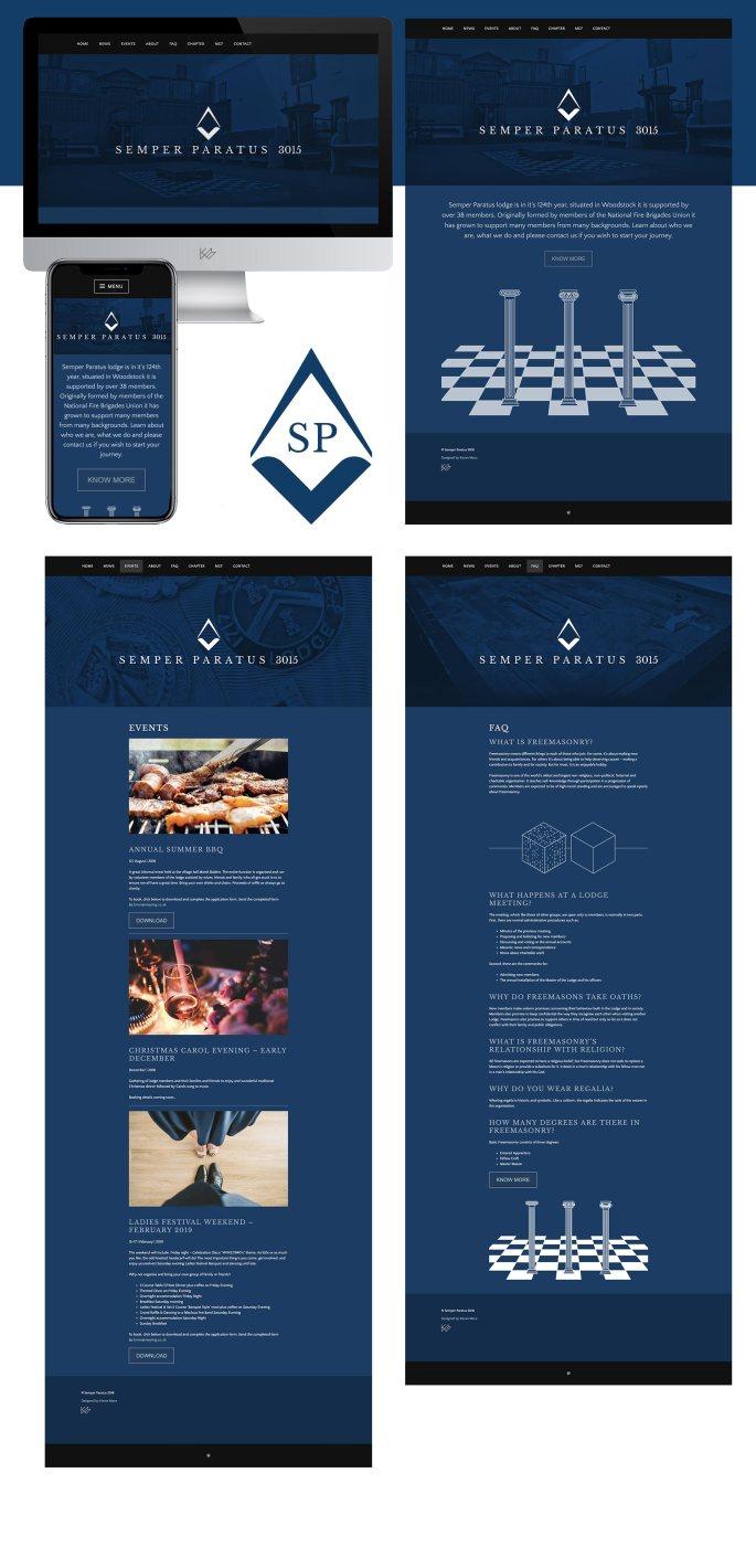 Semper paratus lodge website previews